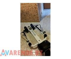 Гребной тренажер Kettler Variant напрокат в Минске