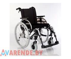 Кресло-коляска комнатное складное напрокат в Барановичах