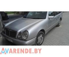 Аренда Mercedes E220 1999г в Барановичах