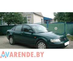 Прокат Volkswagen Passat B5 1998 в Барановичах