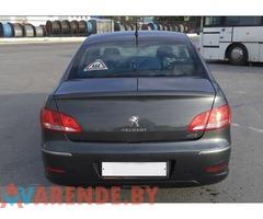Аренда Peugeot 408 в Бобруйске