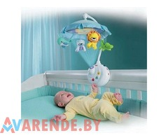 Мобиле Fisher Price с проектором 2 в 1 напрокат в Бобруйске