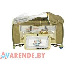 Детскуя кровать - манеж Baby Maxi Baby Zoo напрокат в Бобруйске