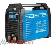 Прокат сварочного инвертора Solaris в Бобруйске