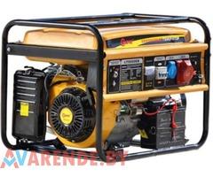 Прокат бензинового генератора Skiper LT9000EK в Бобруйске