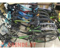 прокат велосипедов в Сухарево от Мульти-Мастер