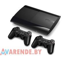 Прокат Sony PlayStation 3 в Бобруйске