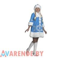 Прокат новогоднего костюма Снегурочка в Бобруйске