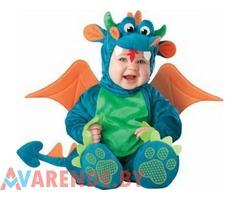 Карнавальный костюм Динозаврик рост 92-103 напрокат в Бобруйске