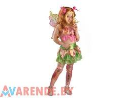 Карнавальный костюм Фея Флора рост 128-134 напрокат в Бобруйске
