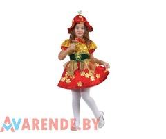 Прокат карнавального костюма Дюймовочка рост 122-128 в Бобруйске