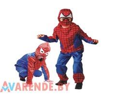 Прокат карнавального костюма Человек-Паук рост 116-122 128-134 в Бобруйске
