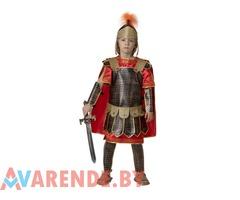 Карнавальный костюм Римский воин рост 122-128 напрокат в Бобруйске