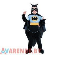 Прокат карнавального костюма Бэтмен рост 128-136 в Бобруйске