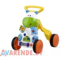 Детские ходунки-каталка Chipolino Hippo напрокат в Жодино
