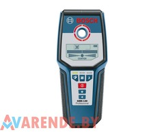 Детектор Bosch GMS 120 PROF напрокат в Минске