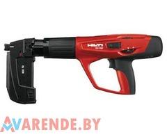 Пороховой монтажный пистолет Hilti DX 460 MX 72 напрокат в Минске