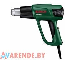 Строительный фен Bosch PHG 600-3 напрокат в Минске