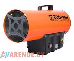 Газовая тепловая пушка Ecoterm GHD-50 напрокат в Минске