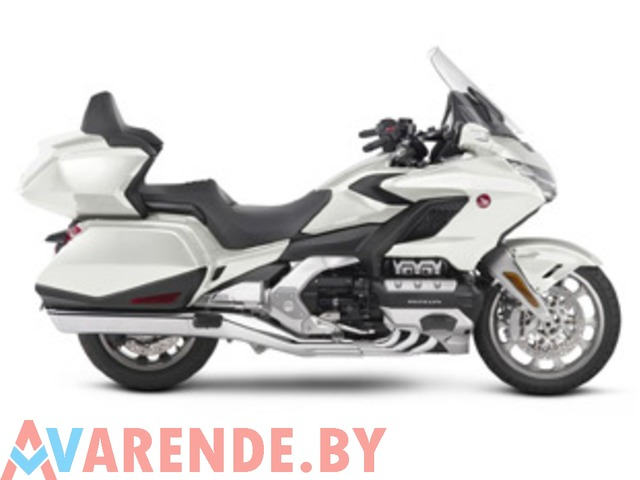 Аренда мотоцикла Honda Gold Wing в Минске - 1/1