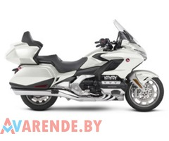 Аренда мотоцикла Honda Gold Wing в Минске