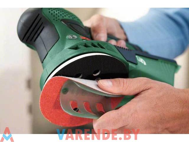 Эксцентриковая шлифмашина Bosch PEX 300 AE напрокат в Пинске - 3/4