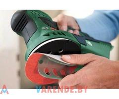 Эксцентриковая шлифмашина Bosch PEX 300 AE напрокат в Пинске