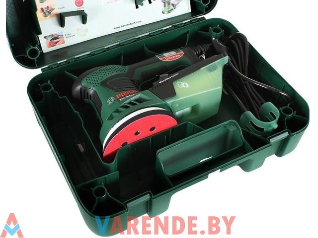 Эксцентриковая шлифмашина Bosch PEX 300 AE напрокат в Пинске - 4/4