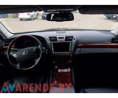 Аренда Lexus LS в Минске