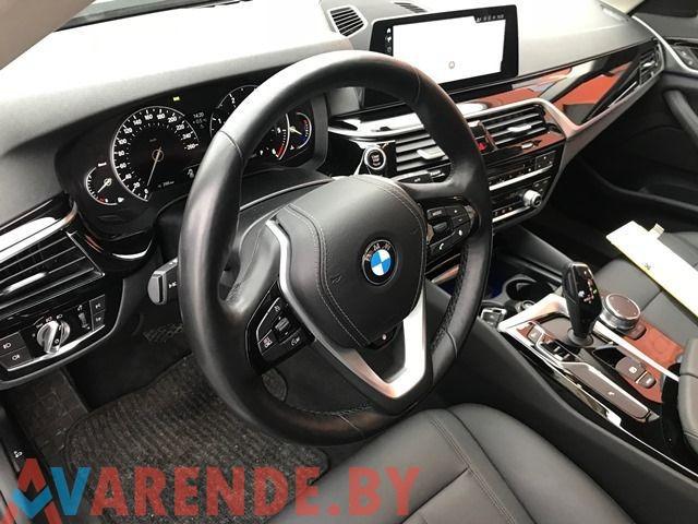 Прокат BMW 5-Series G30 2017 в Минске - 2/2