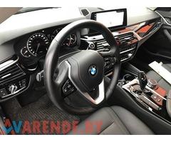 Прокат BMW 5-Series G30 2017 в Минске