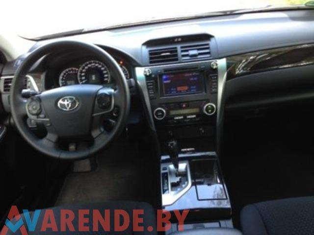 Аренда Toyota Camry 2015 в Минске - 2/2