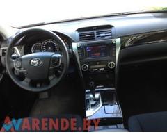 Аренда Toyota Camry 2015 в Минске