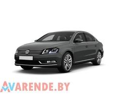Прокат Volkswagen Passat B7 2012 в Минске