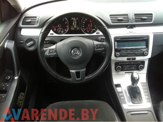 Прокат Volkswagen Passat B7 2012 в Минске - 2/2