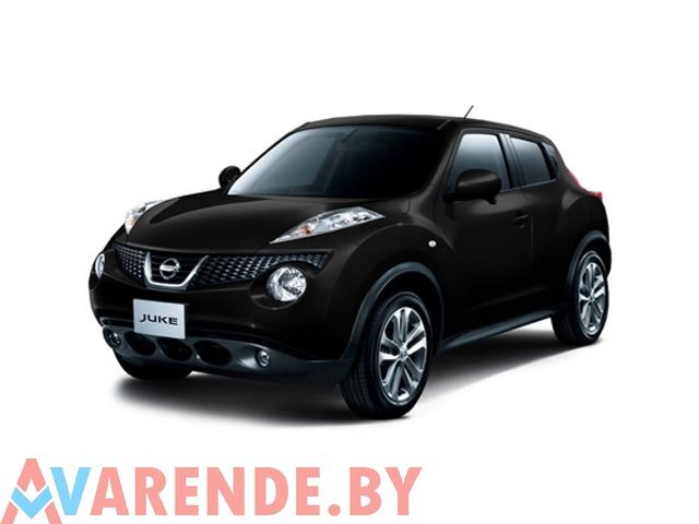 Прокат авто на сутки Nissan Juke 2013 в Минске - 1/2