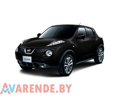 Прокат авто на сутки Nissan Juke 2013 в Минске