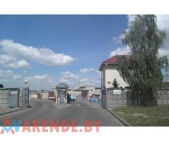 Аренда гаража в Минске, Фрунзенский район, пр-д Масюковщина 10