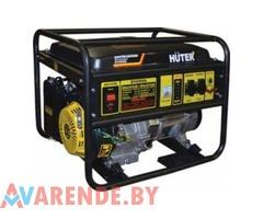 Прокат генератора HUTER DY 6500 LX в Минске