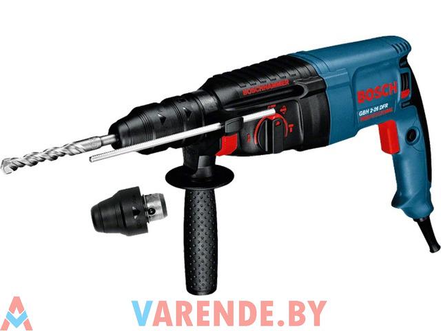 Перфоратор Bosch GBH 2 26 DR напрокат в Пинске - 1/2