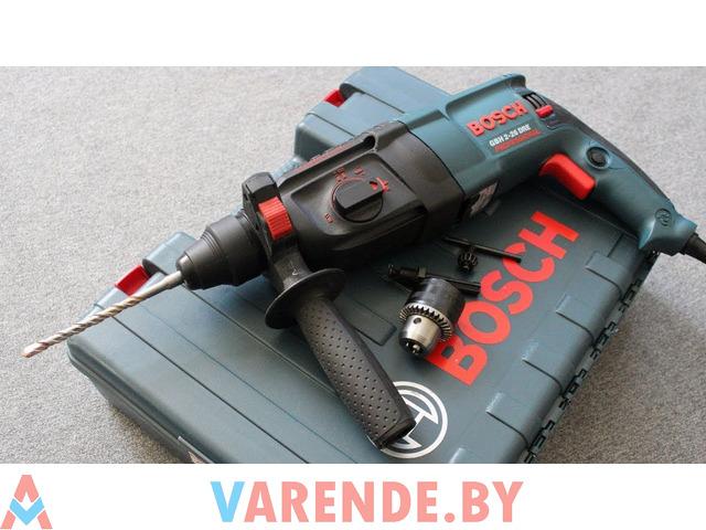 Перфоратор Bosch GBH 2 26 DR напрокат в Пинске - 2/2