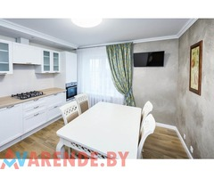 Аренда 5-комнатной квартиры в Минске, Советский район, пр-т Машерова 54