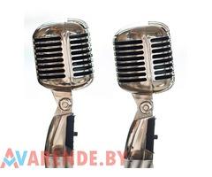 Сдам в аренду прокат ретро микрофон Shure 55SH напрокат