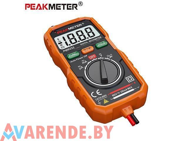 Мультиметр с детектором проводки напрокат в Пинске - 4/4