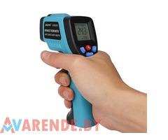 Бесконтактный инфракрасный термометр (пирометр) напрокат в Пинске