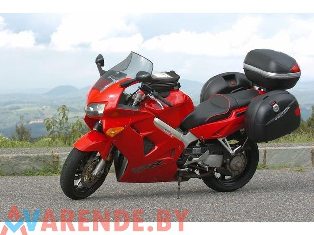 Аренда мотоциклa Honda WFR800 - 2/3