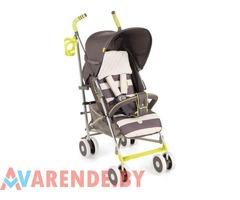 Детская прогулочная коляска Happy Baby Cindy напрокат в Минске