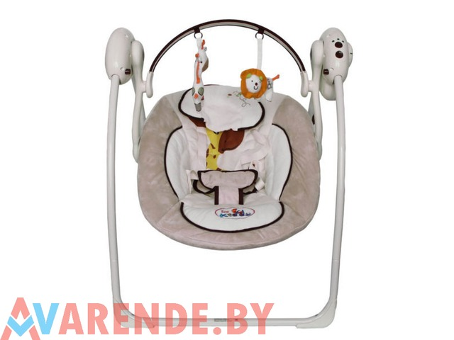 Прокат детской автоматической качалки ForKiddy Swing в Минске - 1/1