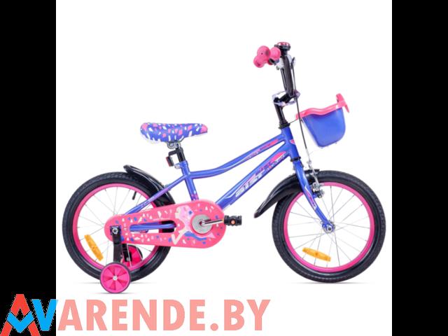 Велосипед детский Aist Wiki 16 напрокат в Минске - 1/1