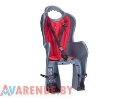 Детское велосипедное кресло HTP ELIBAS напрокат в Минске